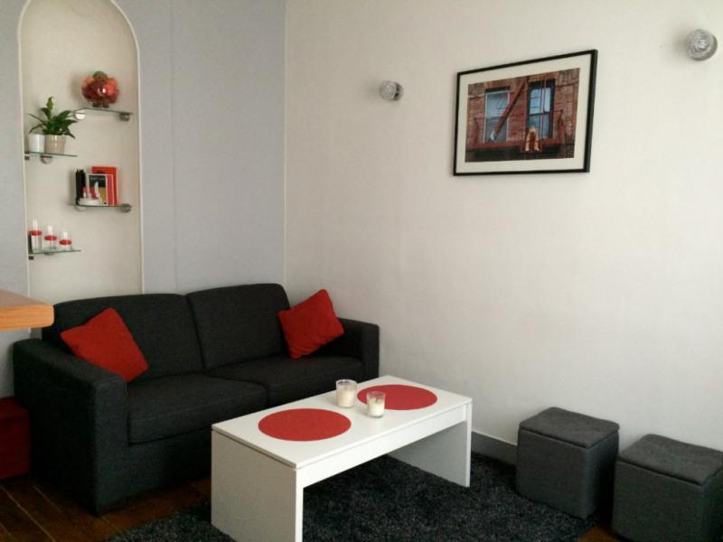 Levallois- 2 pièces - en meuble