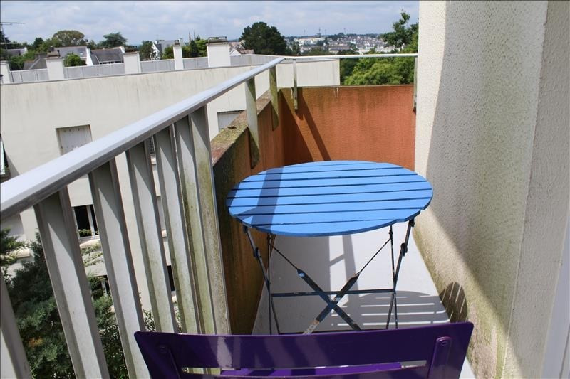 Sale apartment Quimper 89 640€ - Picture 3