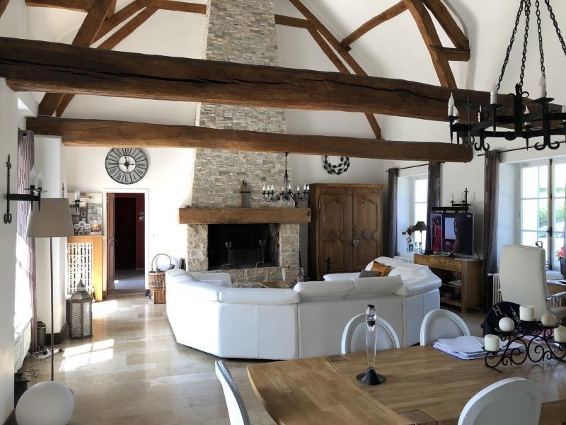 Verkauf von luxusobjekt haus Longueil annel 610000€ - Fotografie 2