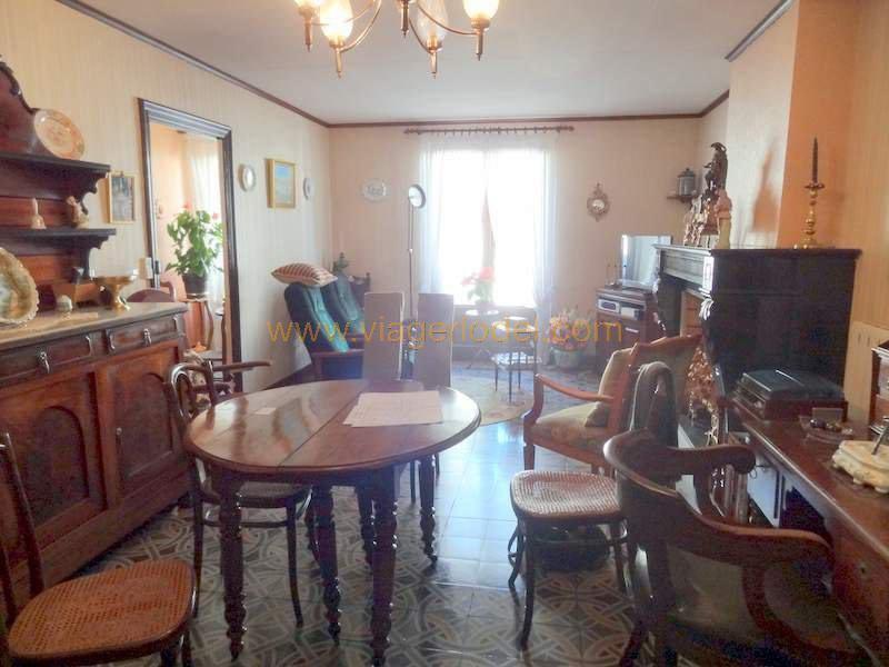 Vendita nell' vitalizio di vita casa Maureilhan 46000€ - Fotografia 3