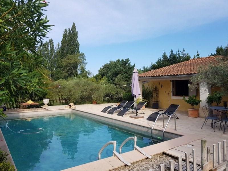 Deluxe sale house / villa Saint remy de provence 1050000€ - Picture 2