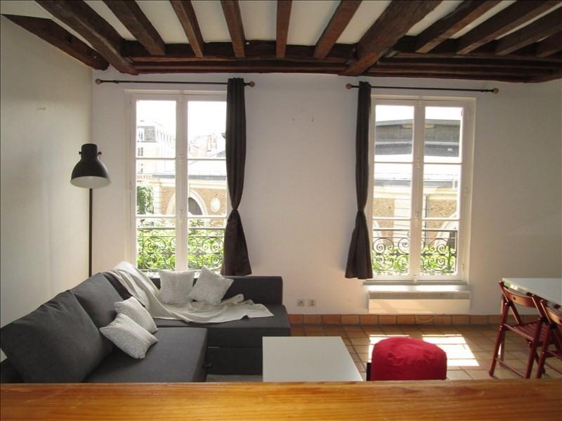 Rental apartment Versailles 1190€ CC - Picture 2