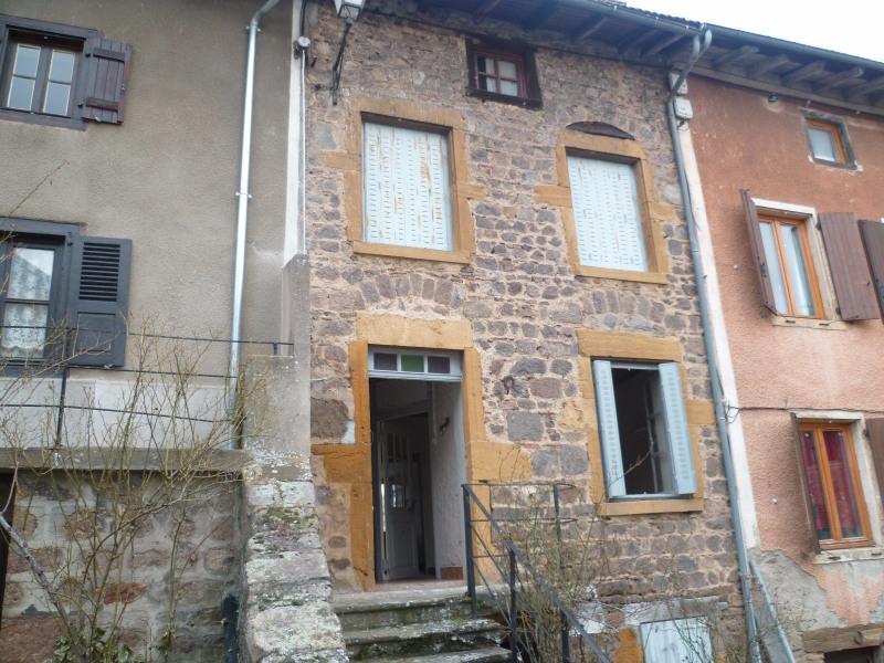 Vente maison / villa Montrottier 70000€ - Photo 2