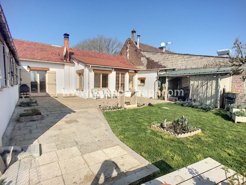 Venta  casa Sacy-le-grand 193000€ - Fotografía 1