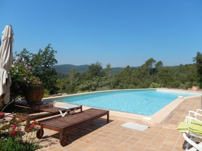 Deluxe sale house / villa Callas 735 000€ - Picture 1
