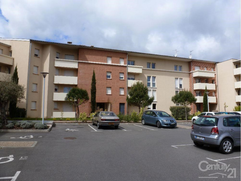 Rental apartment Colomiers 720€ CC - Picture 1