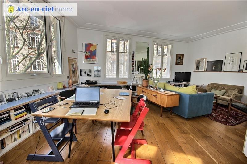 Revenda apartamento Paris 19ème 975000€ - Fotografia 5