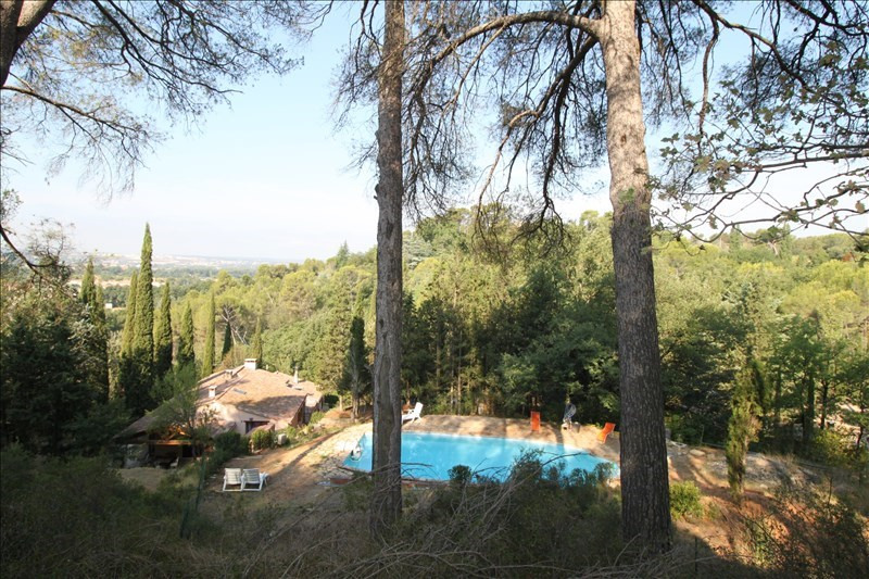 Sale house / villa Aix en provence 540000€ - Picture 2