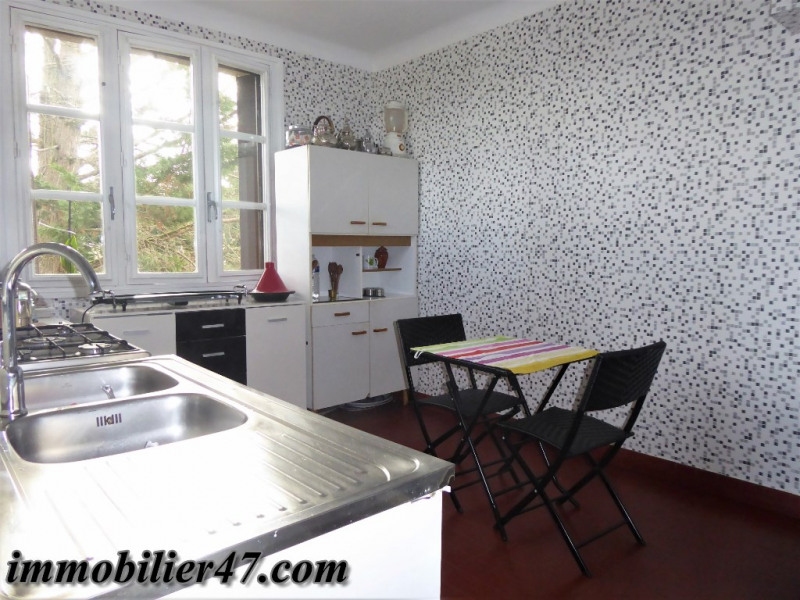 Verkoop  huis Sainte livrade sur lot 136000€ - Foto 7
