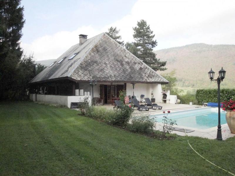 Venta  casa Le noyer 424000€ - Fotografía 6
