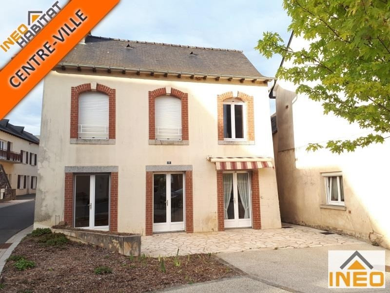 Vente maison / villa Pleumeleuc 146 800€ - Photo 1