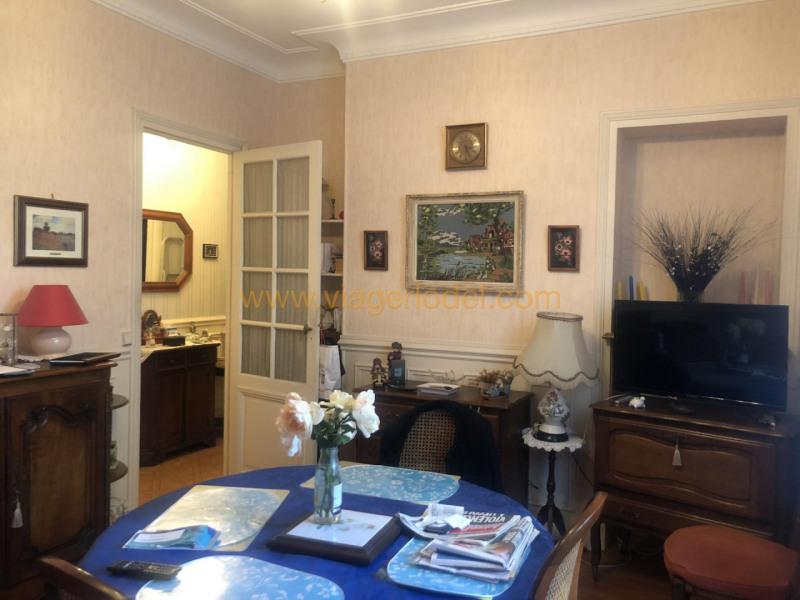 Vitalicio  apartamento Paris 19ème 82500€ - Fotografía 2