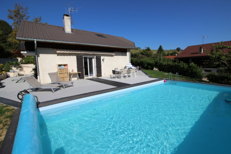 Vente de prestige maison / villa Seynod 740000€ - Photo 1