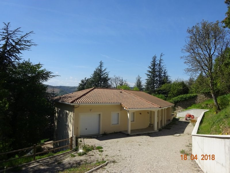 Sale house / villa St vallier 484211€ - Picture 1