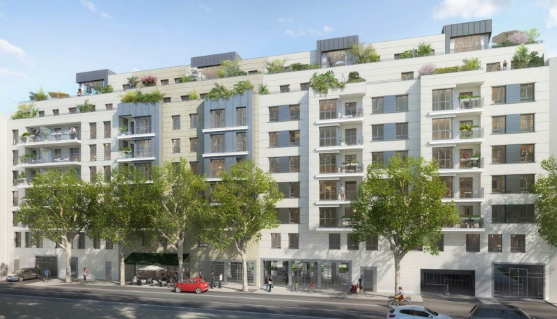 Vendita nuove costruzione Clichy  - Fotografia 4