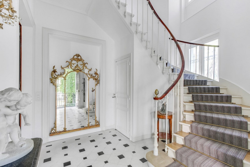 Deluxe sale private mansion Paris 16ème 4 850 000€ - Picture 3