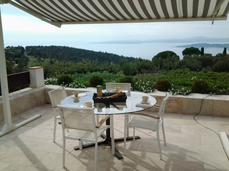 Vacation rental house / villa Les issambres 2250€ - Picture 3