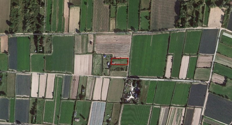 Verkoop  stukken grond Pirou 21500€ - Foto 1