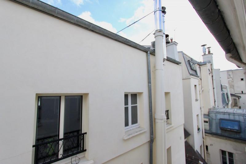 Vente appartement Paris 3ème 307000€ - Photo 5