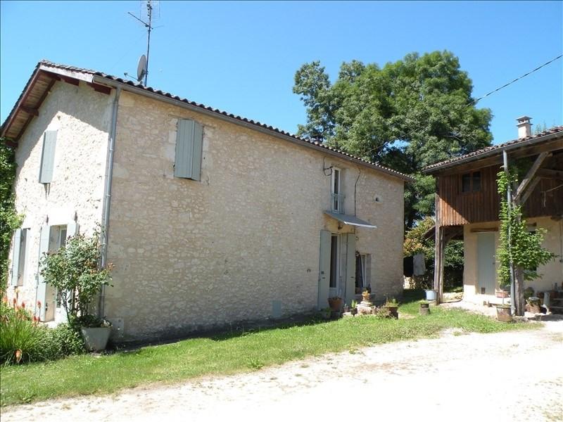 Vente maison / villa Monestier 200000€ - Photo 1