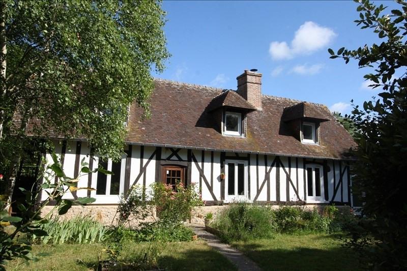 Viager maison / villa Conches en ouche 168000€ - Photo 1