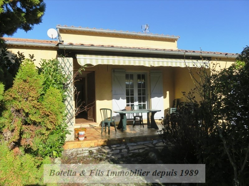Sale house / villa Berrias et casteljau 240 000€ - Picture 1
