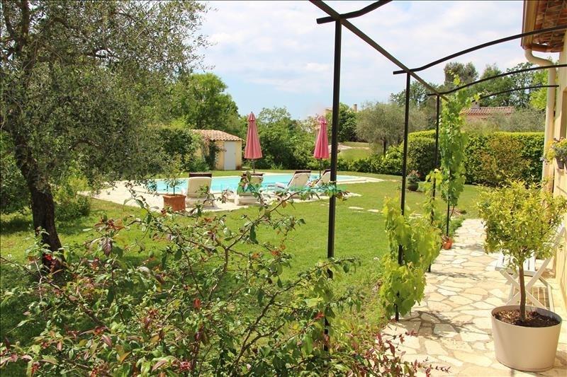 Vente de prestige maison / villa Saint cezaire sur siagne 624000€ - Photo 2
