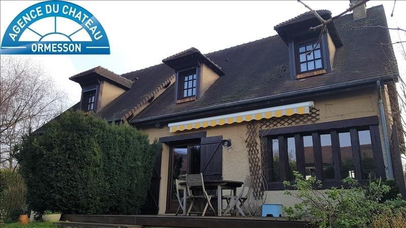 Vente maison / villa Chennevieres sur marne 447000€ - Photo 2