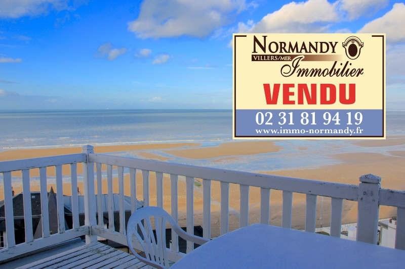 Sale apartment Villers sur mer 420000€ - Picture 1