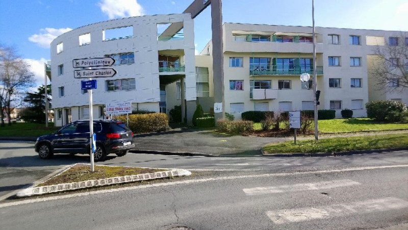Vente appartement Poitiers 45 000€ - Photo 1