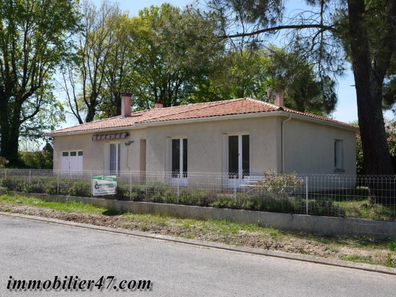 Vente maison / villa Sainte livrade sur lot 139000€ - Photo 3