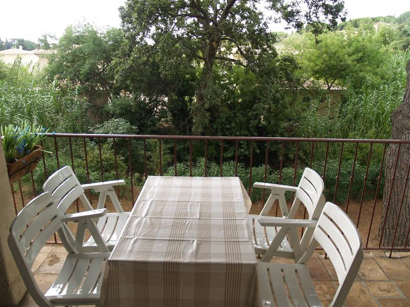 Vacation rental apartment Les issambres 490€ - Picture 7