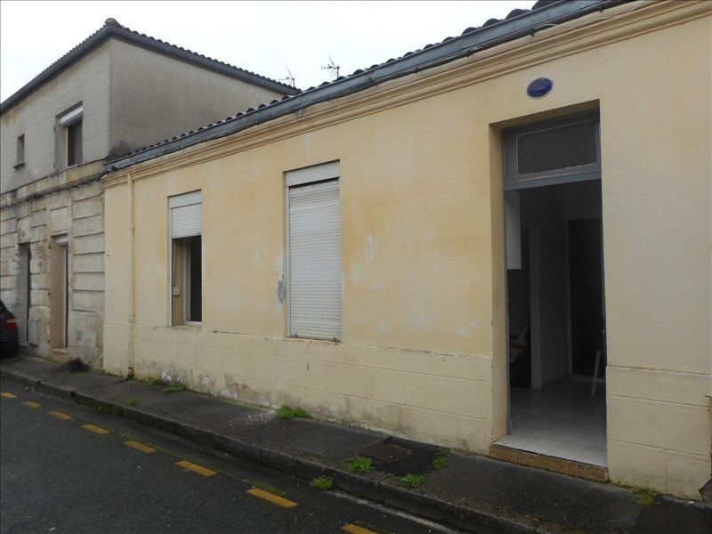 Vente maison / villa Bordeaux 162 000€ - Photo 1