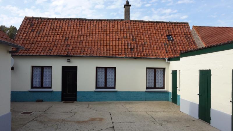 Location maison / villa Nielles lez bléquin 560€ CC - Photo 1