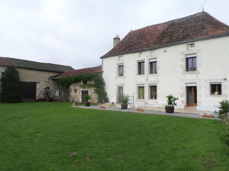 Vente maison / villa Lussac les chateaux 147500€ - Photo 1