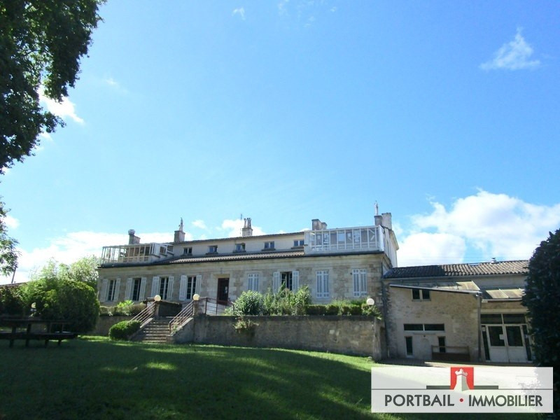 Deluxe sale house / villa Blaye 816 000€ - Picture 1