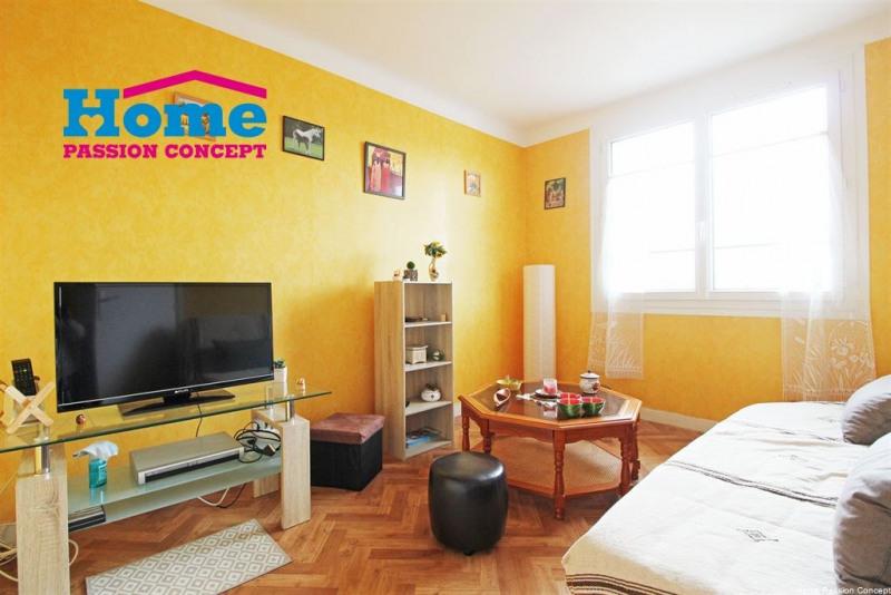 Appartement 4 pièces 65m² avec cave