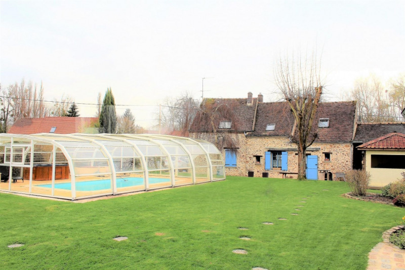 Vente maison / villa Rozay-en-brie 447000€ - Photo 1