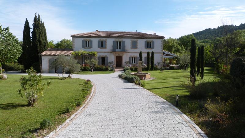 Verkoop  huis Le puy ste reparade 940000€ - Foto 1