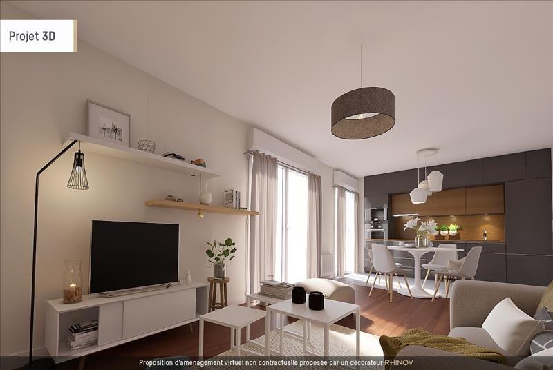 Vente appartement Begles 160000€ - Photo 1