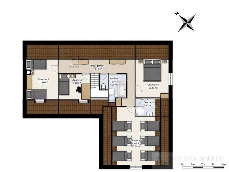 Sale house / villa Fericy 700000€ - Picture 10