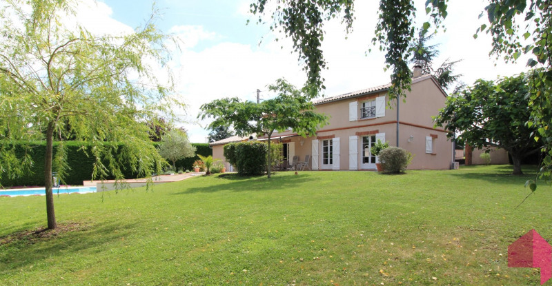 Deluxe sale house / villa Quint fonsegrives 580 000€ - Picture 1