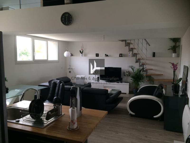 Sale apartment Voves 87200€ - Picture 2