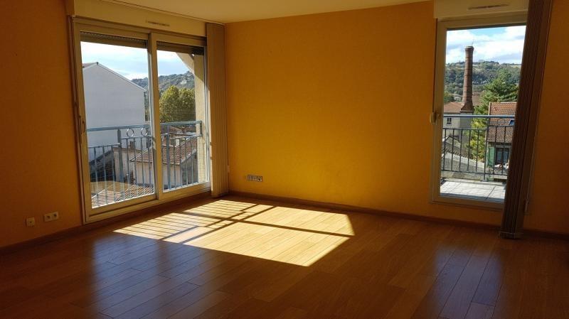 Vend T4 dernier étage + garage à Vienne