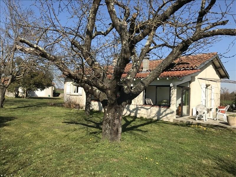 Vente maison / villa Secteur cazeres 173000€ - Photo 2