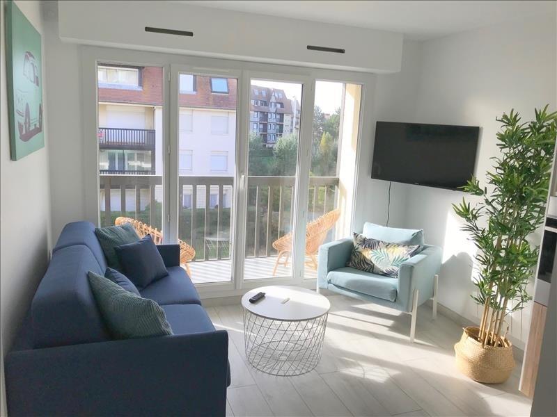 Revenda apartamento Villers sur mer 103000€ - Fotografia 5
