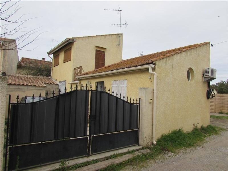 Vente maison / villa Beziers 111000€ - Photo 1