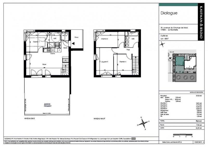 Vente maison / villa La rochelle 488250€ - Photo 2