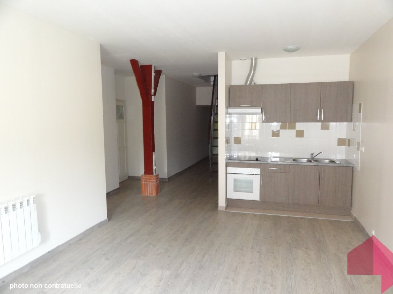 Rental apartment Caraman  centre 580€ CC - Picture 1
