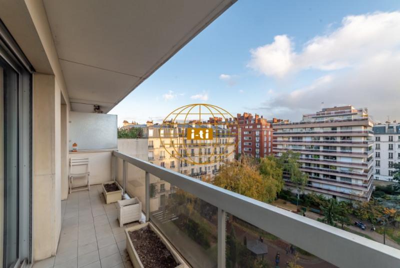Vente de prestige appartement Paris 17ème 1245000€ - Photo 9